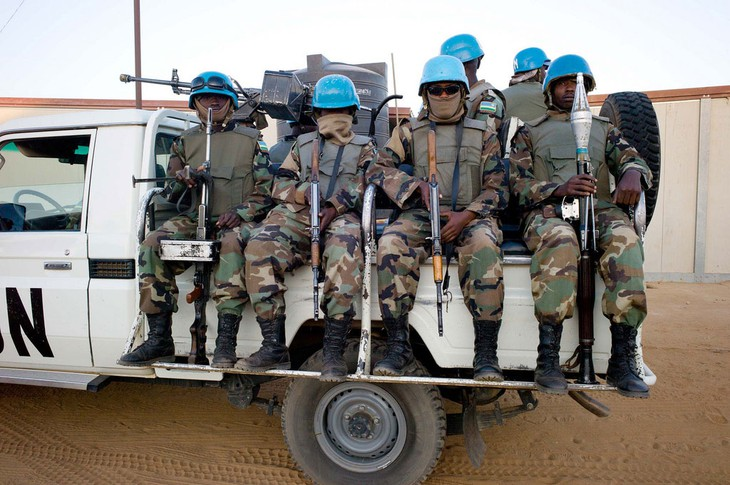UN asks for right processes in peace operations - ảnh 1