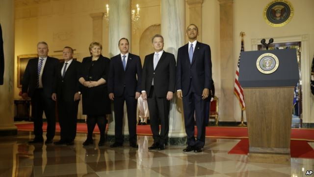 US, Nordic leaders affirm stronger cooperation - ảnh 1