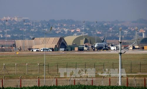 Turkish police block access to NATO's Incirlik air base - ảnh 1