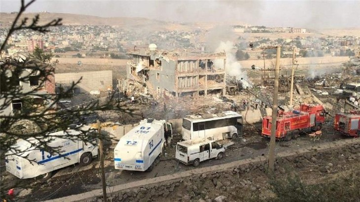 PKK claims responsibility for police headquarters bombing in Turkey - ảnh 1