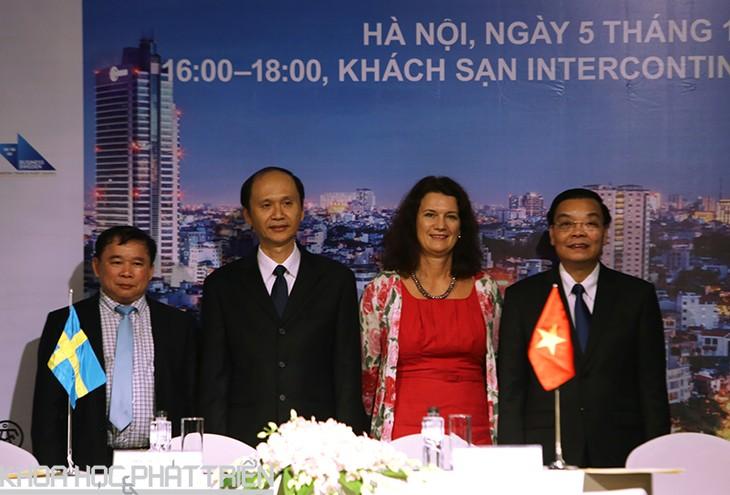 Vietnam, Sweden share innovations for development - ảnh 1