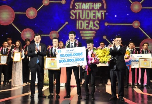 Best start-up student ideas honored - ảnh 1