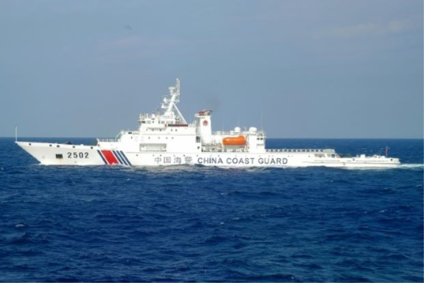Chinese ships spotted near disputed islands with Japan - ảnh 1