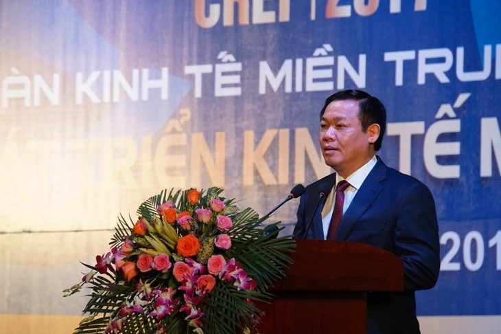 Central provinces urged to tighten connectivity for sustainable development - ảnh 1