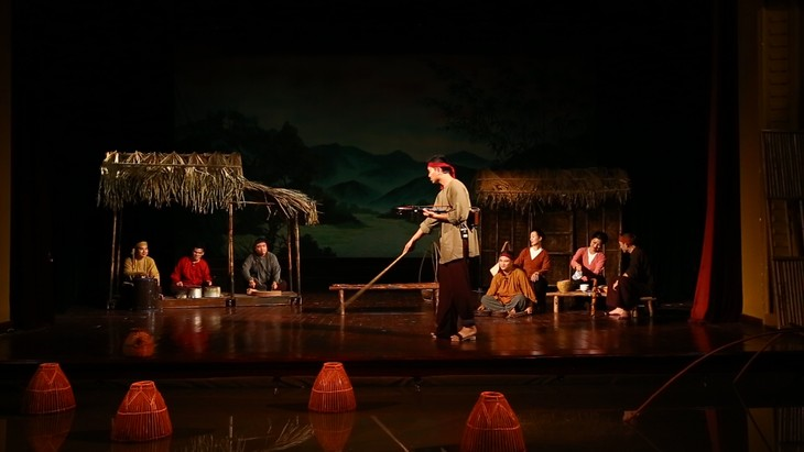 """The Soul of Vietnamese Village"" entices audience with folk music - ảnh 2"