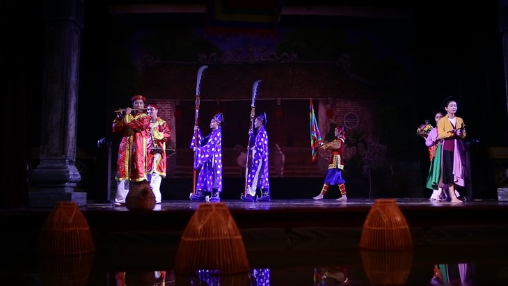 """The Soul of Vietnamese Village"" entices audience with folk music - ảnh 6"