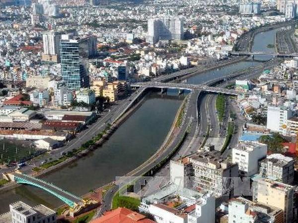 Ciudad Ho Chi Minh: nuevo destino futuro de inversionistas japoneses - ảnh 1
