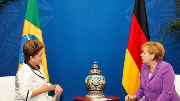Presentan en ONU Brasil y Alemania resolución por espionaje de EEUU - ảnh 1