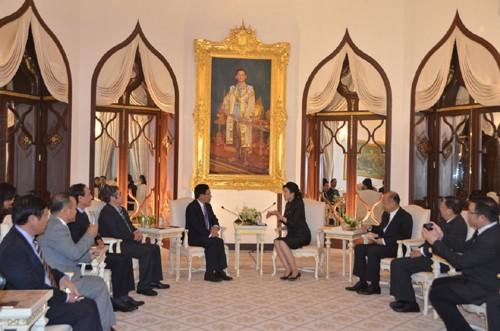 Culmina sesión del Comité de cooperación Vietnam-Tailandia - ảnh 2