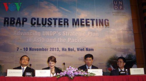 Comienza Conferencia de directores de agencias de la ONU para Desarrollo - ảnh 1