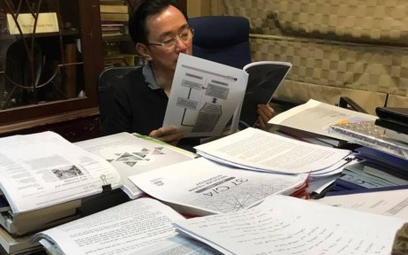 Pham Sanh Chau, el diplomático del patrimonio de Vietnam - ảnh 2