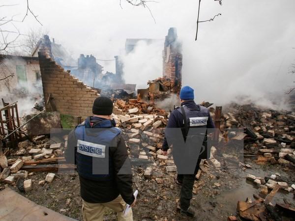 Rusia critica la política europea por las crisis internacionales - ảnh 1