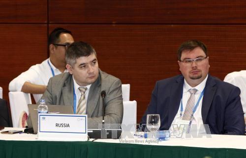 Reunión de la segunda Conferencia de Altos Funcionarios de APEC trata los recursos humanos - ảnh 1