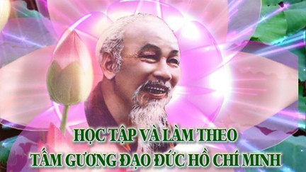 Celebran encuentro entre personas destacadas en el seguimiento del ejemplo Ho Chi Minh - ảnh 1