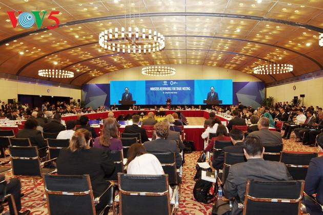 Intercambian opiniones sobre construcción de la región Asia-Pacífico  - ảnh 1