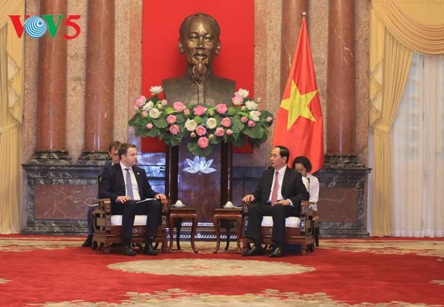 Vietnam prioriza fortalecimiento de asociación estratégica integral con Rusia - ảnh 1