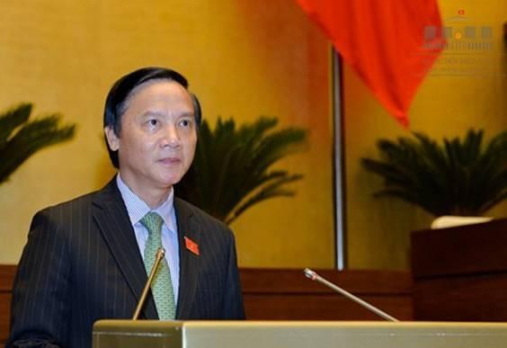 Parlamentarios vietnamitas debaten Ley de Asistencia Jurídica  - ảnh 1