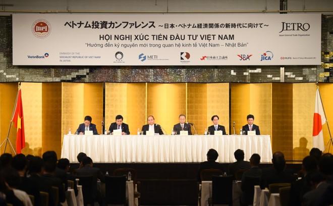 Prosiguen actividades del premier vietnamita en Japón - ảnh 1