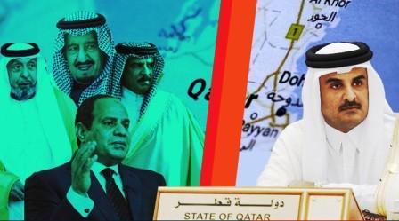 Inestabilidad en el Oriente Medio tras ruptura de relaciones de países árabes con Qatar - ảnh 1