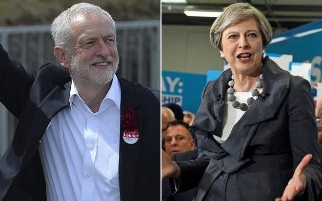 Elecciones británicas: el Conservador no consigue mayoría absoluta de escaños del Parlamento - ảnh 1