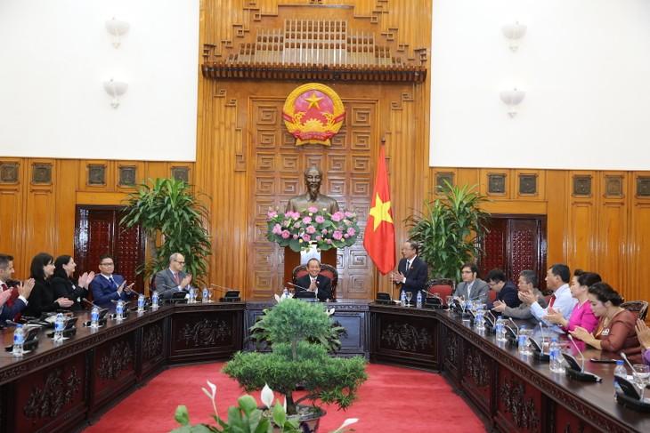 Asociación económica Vietnam-Australia por un desarrollo más fuerte - ảnh 1