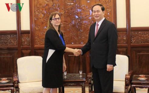 Vietnam siempre concede importancia a la promoción de relaciones con Israel  - ảnh 1