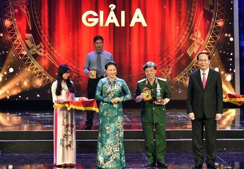 Evalúan las contribuciones del sector periodístico a logros de Vietnam  - ảnh 1