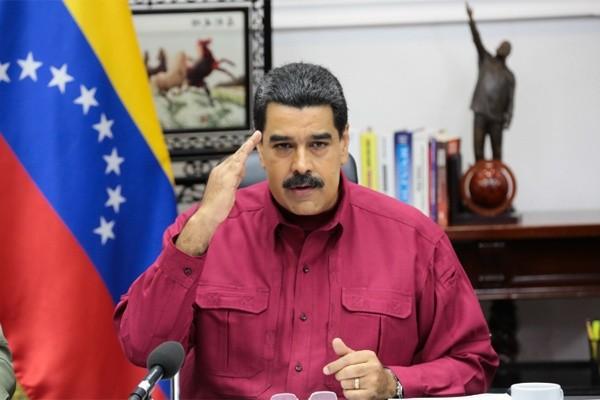Presidente venezolano reitera la disposición de negociar con Estados Unidos - ảnh 1
