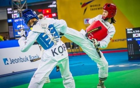 Taekwondista vietnamita logra la primera medalla en el Campeonato Mundial  - ảnh 1