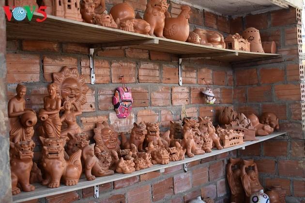 El pueblo antiguo de la cerámica de Thanh Ha - ảnh 1