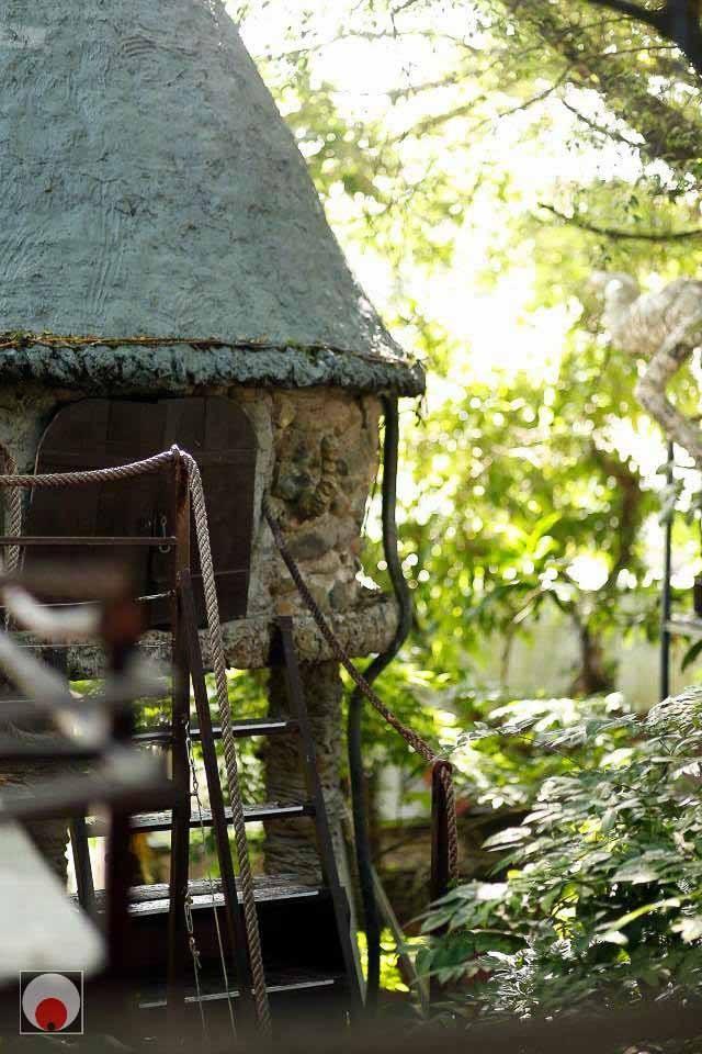 """Singularidad del único modelo de """"casas en los árboles"""" en Hanoi - ảnh 1"""