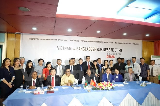 Celebran la conferencia de promoción comercial Vietnam-Bangladés - ảnh 1