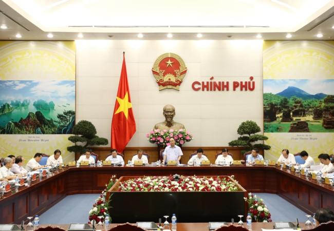Vietnam determinado a cumplir la meta del crecimiento económico en 2017  - ảnh 1