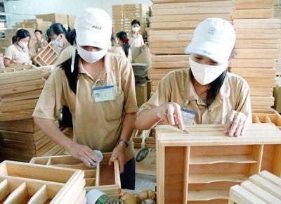 79 empresas internacionales participan en Feria de Woodmac Vietnam 2017 - ảnh 1