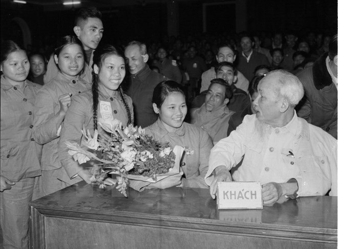 Instituto de Ho Chi Minh y lideres partidistas conmemora 30 años de su fundación  - ảnh 1