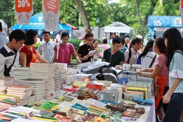 Celebrarán la VI Feria Internacional del Libro de Vietnam 2017 - ảnh 1
