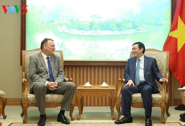 Vietnam busca mayor cooperación con Bélgica, Eslovaquia y la Unión Europea - ảnh 1