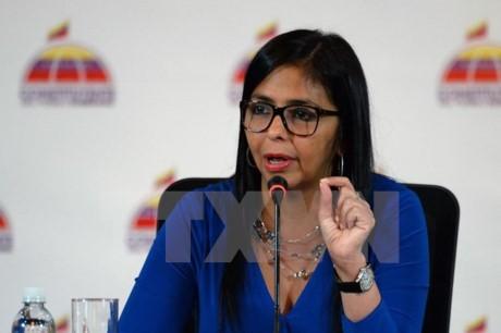 Asamblea Constituyente de Venezuela pide dialogar para superar las dificultades económicas - ảnh 1