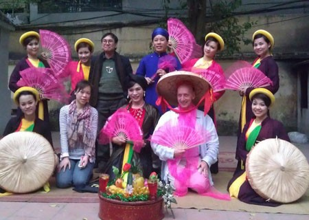 Thao Giang y su pasión por la música tradicional - ảnh 1