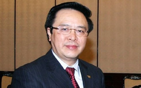 Dirigente partidista de Vietnam visita Brasil - ảnh 1