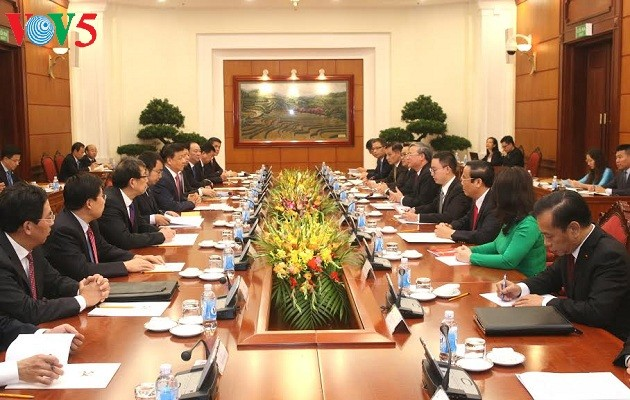 Vietnam y China conceden importancia a la amistad y la cooperación tradicionales  - ảnh 1