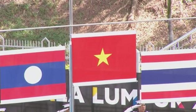 Vietnam obtiene 6 medallas de oro en los Juegos Paralímpicos del Sudeste Asiático - ảnh 1