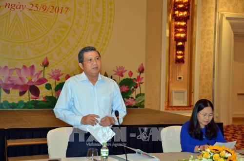 Celebran la III reunión del Comité de Relaciones Exteriores del Parlamento de Vietnam  - ảnh 1