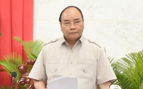 Premier vietnamita urge a Hau Giang a desarrollar una agricultura adaptable al cambio climático  - ảnh 1