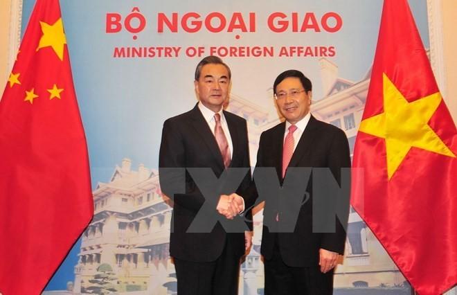 Vietnam y China fortalecen los vínculos bilaterales - ảnh 1