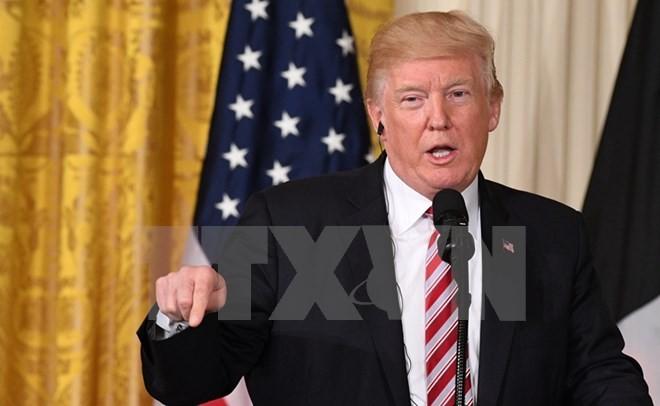 Medios estadounidenses comentan sobre la asistencia de Trump a la Cumbre del APEC en Vietnam  - ảnh 1