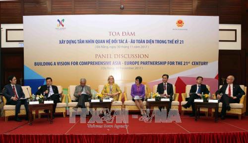 Hacia una asociación integral Asia-Europa en el siglo XXI - ảnh 1