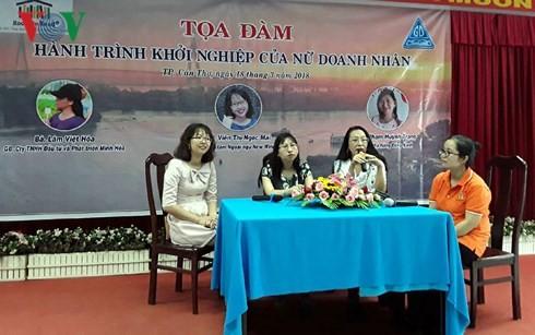 Lam Viet Hoa, una emprendedora ejemplar en agricultura hidropónica - ảnh 1