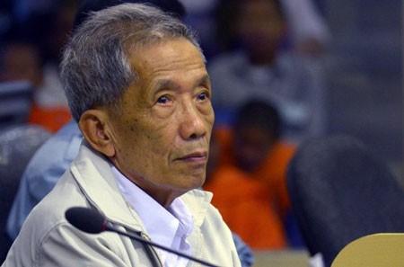 Rote Khmer: Strafe für den