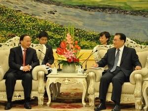 Vietnam und China wollen ihre strategische Partnerschaft ausbauen - ảnh 1